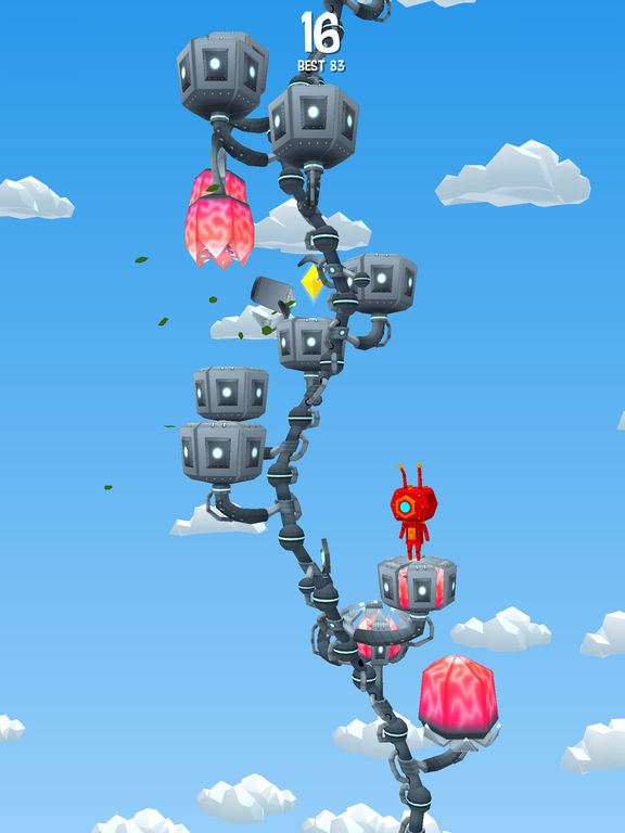 Jumpy Tree iOS