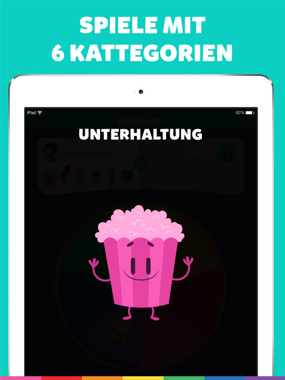 Trivia Crack (ohne Werbung) Screenshot