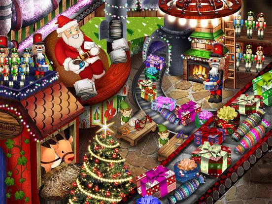 Kerstmis Rond de Wereld - Xmas World Screenshot
