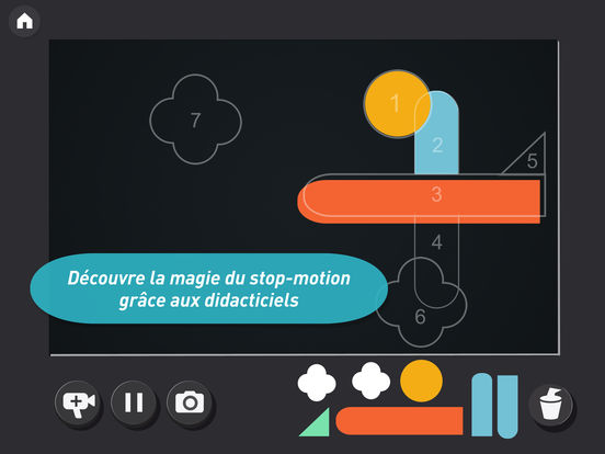 Easy Stop Motion Studio: Initiation à l'animation iPad