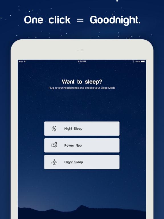 Shhh... Sleep in Seconds Screenshot