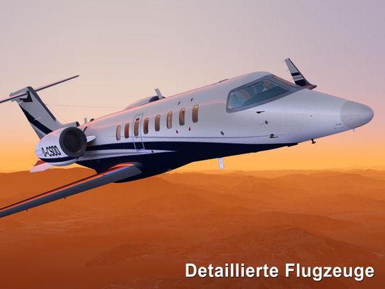 Aerofly 2 Flugsimulator Screenshot