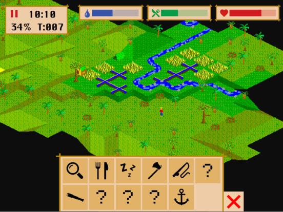 Schiffbruch Screenshot