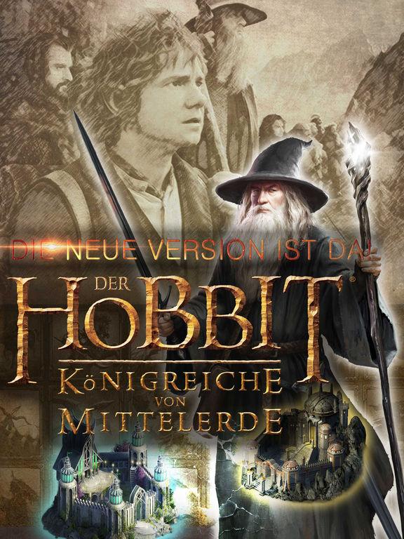 Der Hobbit: Königreiche von Mittelerde Screenshot