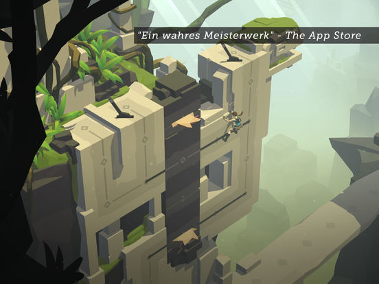 Screenshot 2 Lara Croft GO