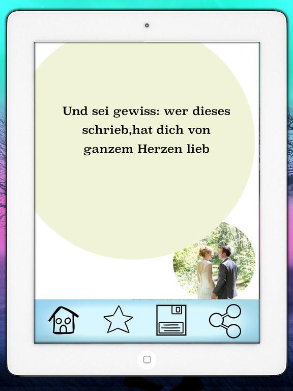 sch ne liebesspr che romantische spr che und bilder premium im app store. Black Bedroom Furniture Sets. Home Design Ideas