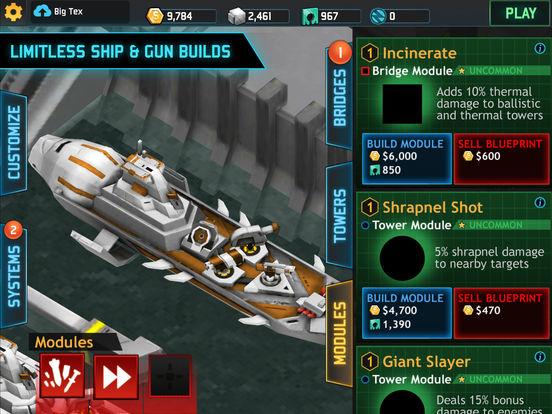 Fortress: Destroyer Screenshot