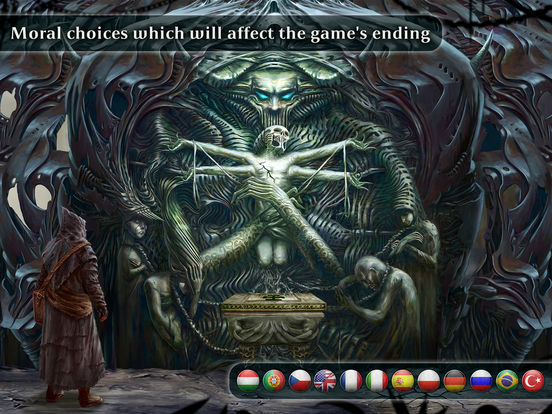Tormentum - Dark Sorrow - Lite iPad app afbeelding 2