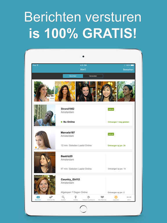 leuke gratis dating app