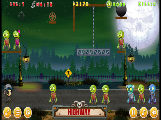 Death By Zombies Screenshots