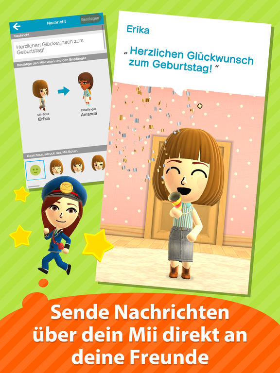 Miitomo iPhone iPad