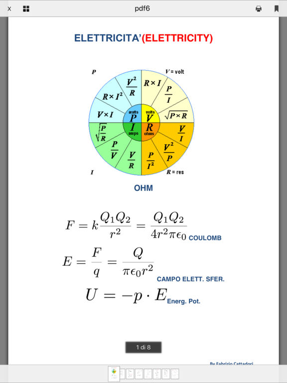 formule Pro Screenshots