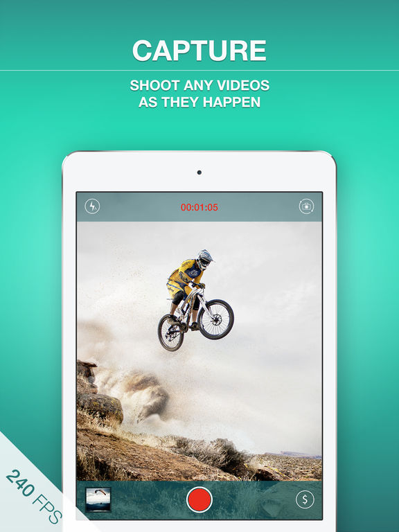 Slow Motion Camera Extreme Screenshot