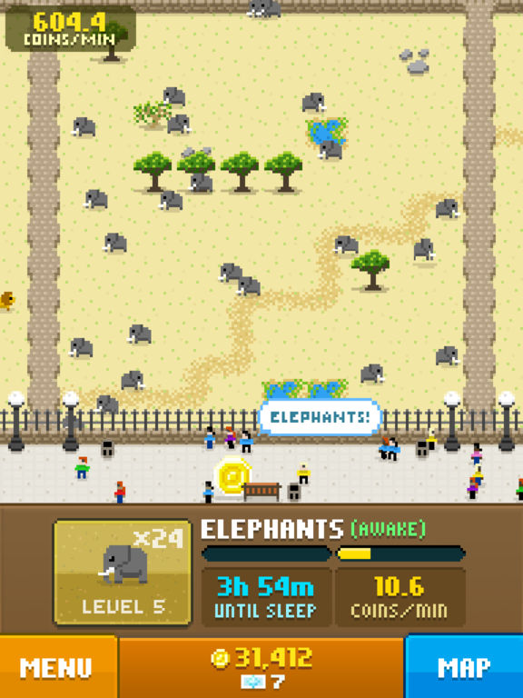 Disco Zoo iPhone iPad