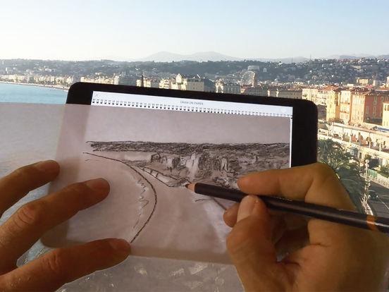 Sketch Simple Crea - Do It Yourself Screenshots
