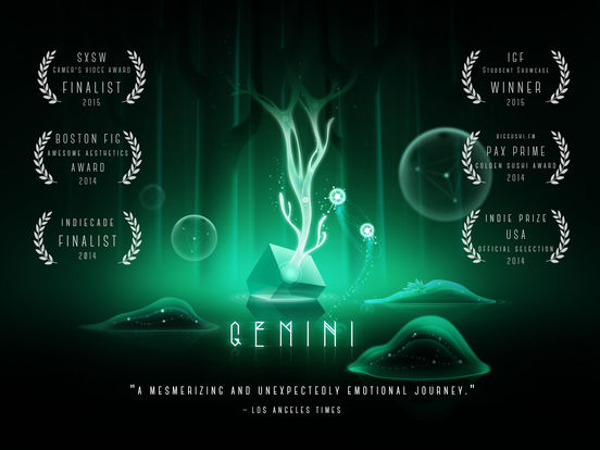 Screenshot 5 Gemini - A Journey of Two Stars