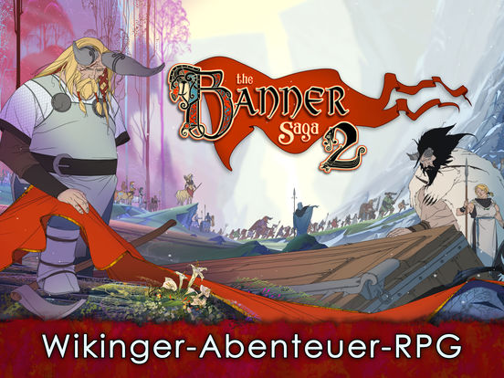 Banner Saga 2 iOS Screenshots