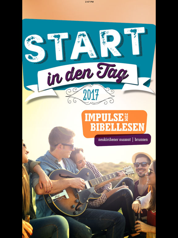 Start in den Tag 2017 Screenshot