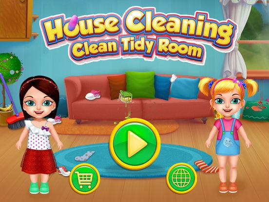 nettoyage de la maison chambre propre bien rang e dans l app store. Black Bedroom Furniture Sets. Home Design Ideas