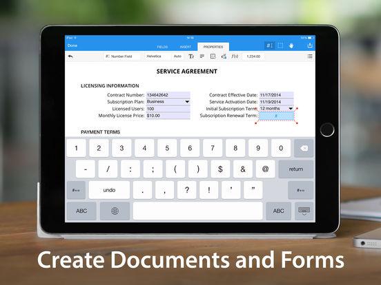 PDF Office - Create, Edit and Annotate PDF Screenshot