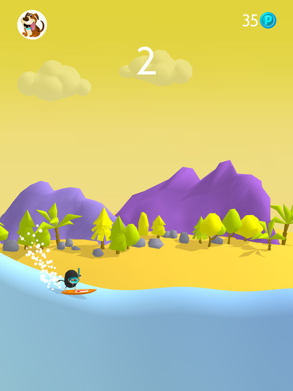 Screenshot 4 Tidal Rider