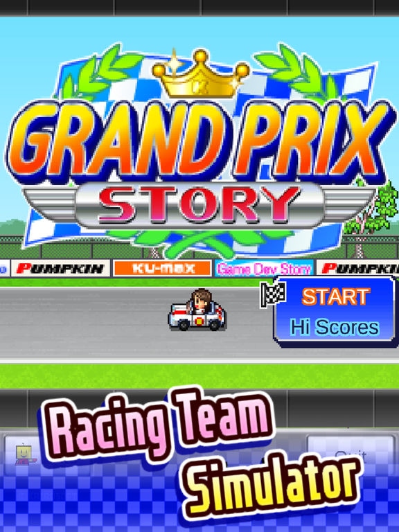Screenshot 5 Grand Prix Story