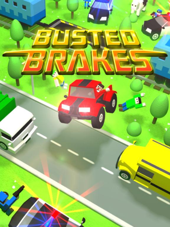 Busted Brakes Screenshot
