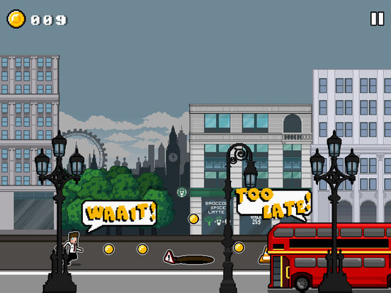 Catch the Bus iOS Screenshots