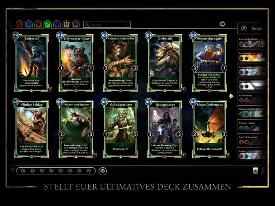 Screenshot 3 The Elder Scrolls: Legends - Heroes of Skyrim