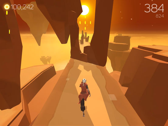 Sky Dancer iOS Screenshots