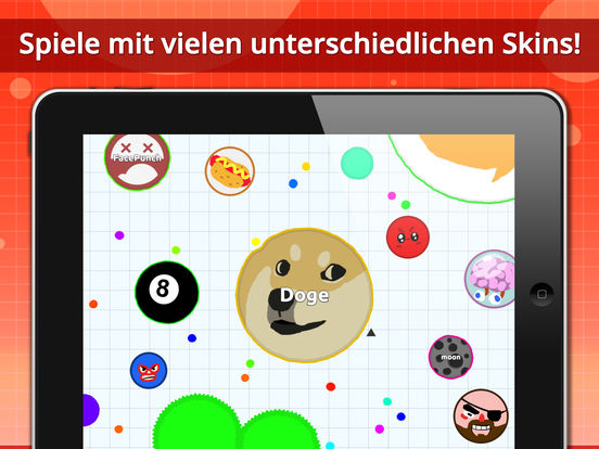 Agar.io Screenshot