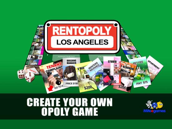 Rentopoly Los Angeles Screenshots