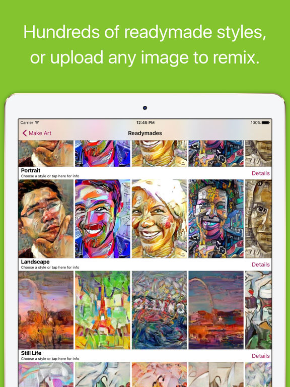 Pikazo – AI art that YOU control Screenshot