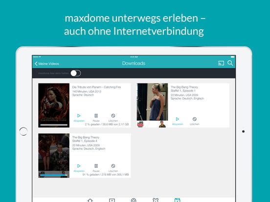 maxdome Screenshot