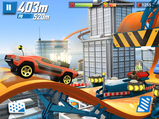 Hot Wheels: Race Off iOS Screenshots