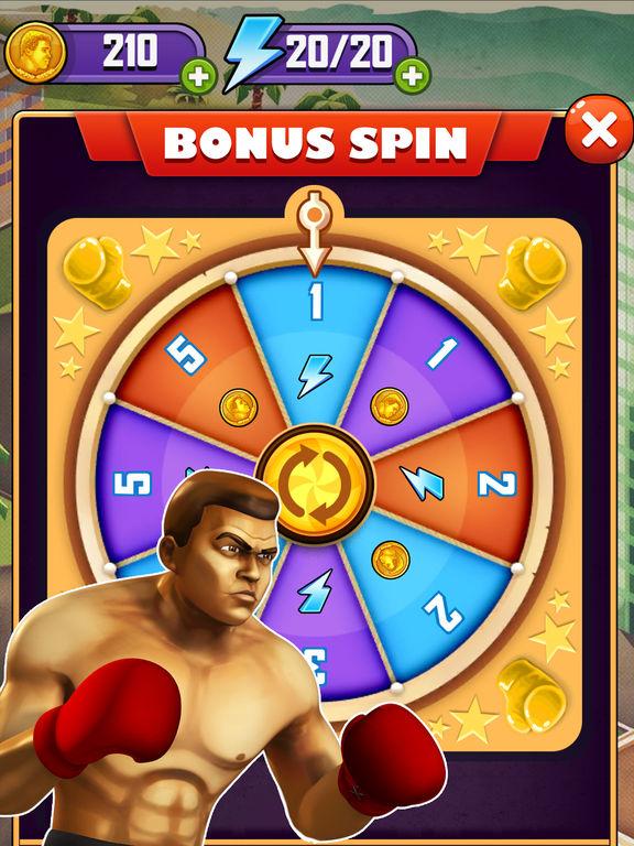 Muhammad Ali: Puzzle King Screenshot