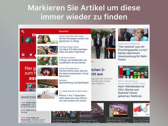 focus online aktuell