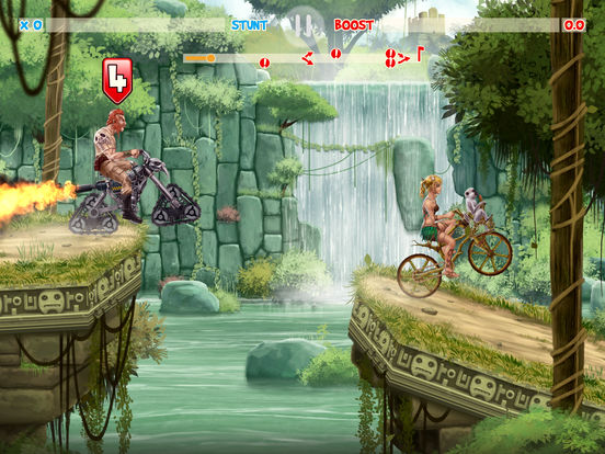Crazy Bikers 3 : Xtreme Bike Racing iOS Screenshots
