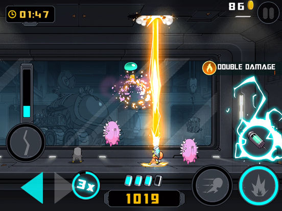 The Bug Butcher iOS Screenshots