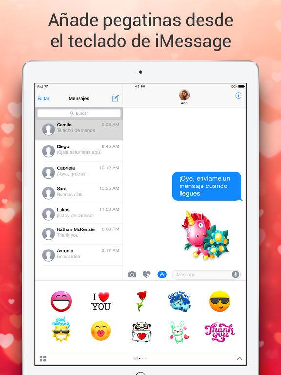 Teclado Emoji para Mí - Emojis y pegatinas Screenshot
