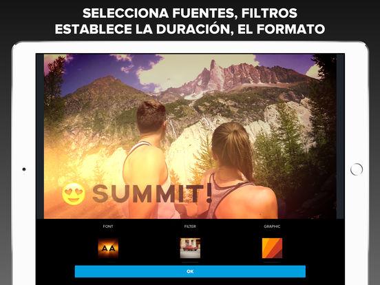 Quik Editor de Vídeo - Efectos, música con fotos Screenshot