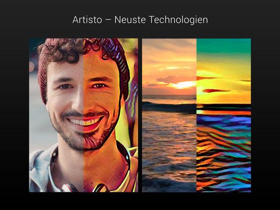 Artisto – Kunstfilter und Effekte für Video Screenshot