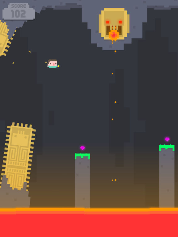 Screenshot 3 Temple Jump