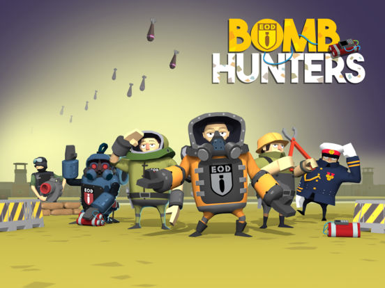 Screenshot 1 Bomb Hunters