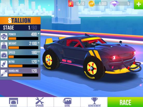 Screenshot 3 SUP Mehrspieler-Rennspiel