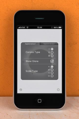 EclipseClock screenshot1