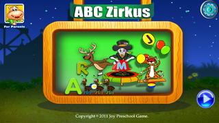 ABC Circus(German) Fr... screenshot1