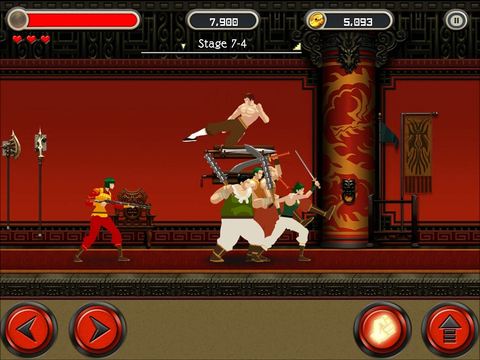 KungFu Quest