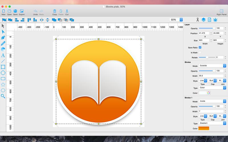 2016年11月19日Macアプリセール ベクトル・エディターアプリ「PrintLab Studio」が値下げ!