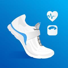 Pacer-歩数計体重管理血圧記録健康管理の集合体